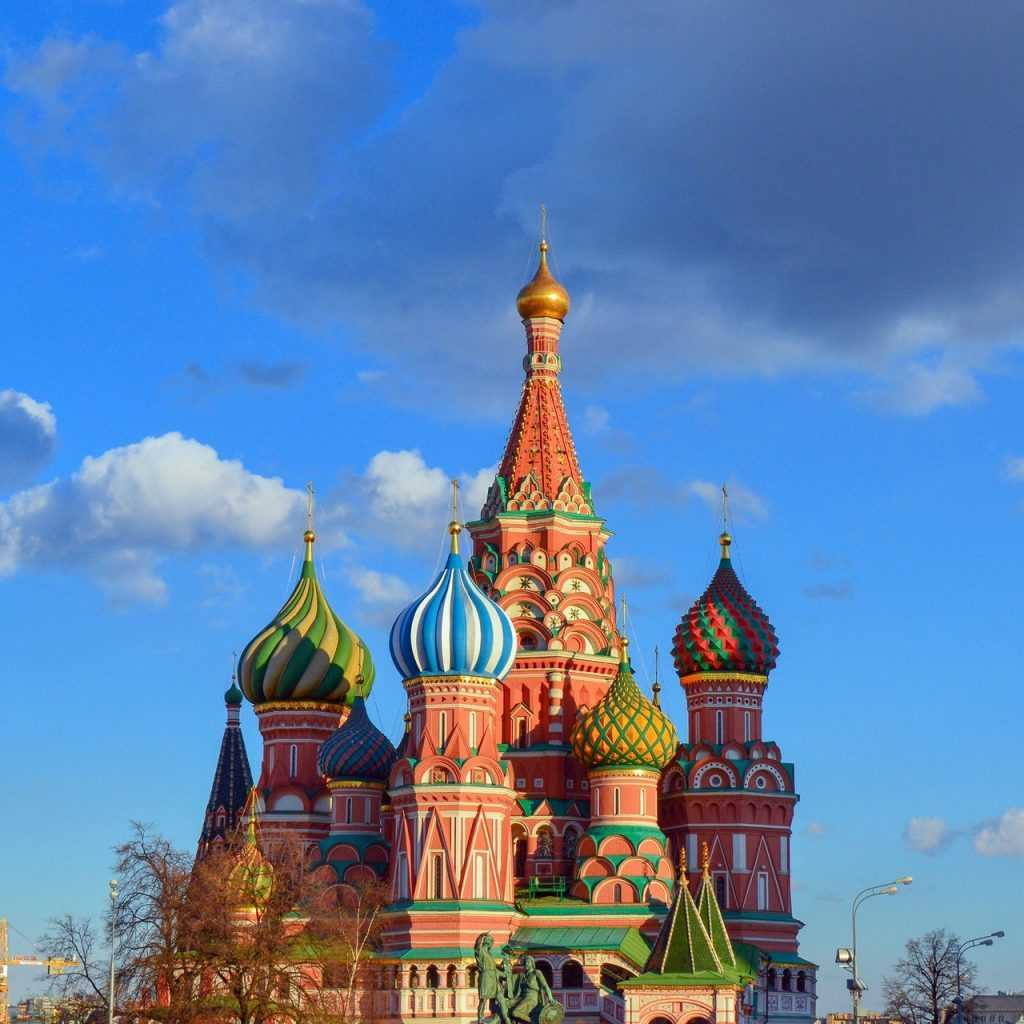 10 MOST FAMOUS LANDMARKS IN RUSSIA