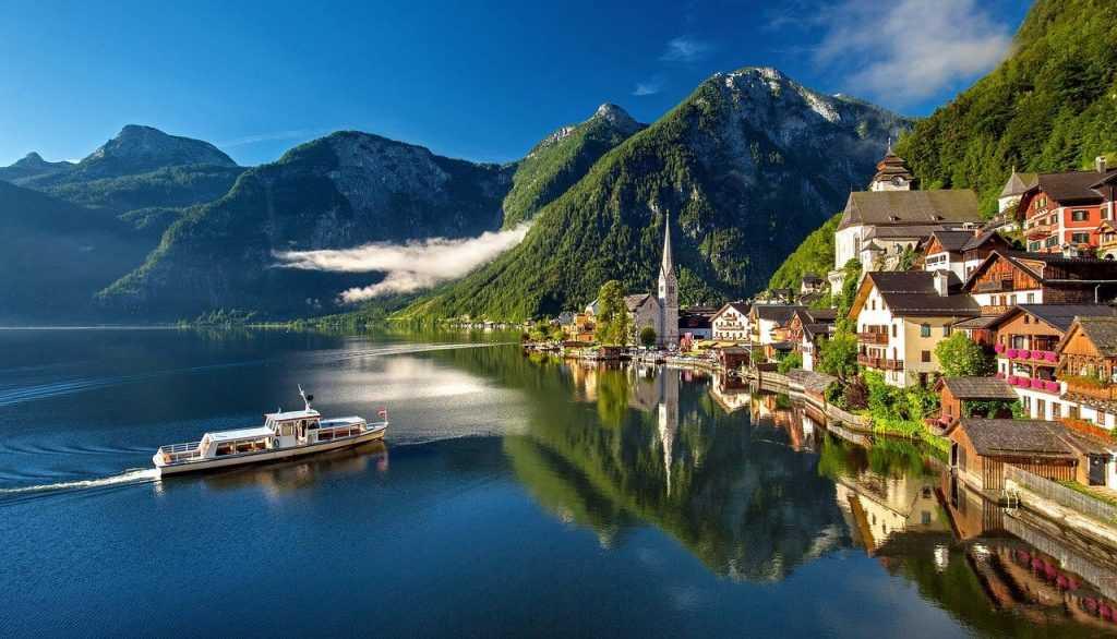 10 Most famous landmarks In Austria