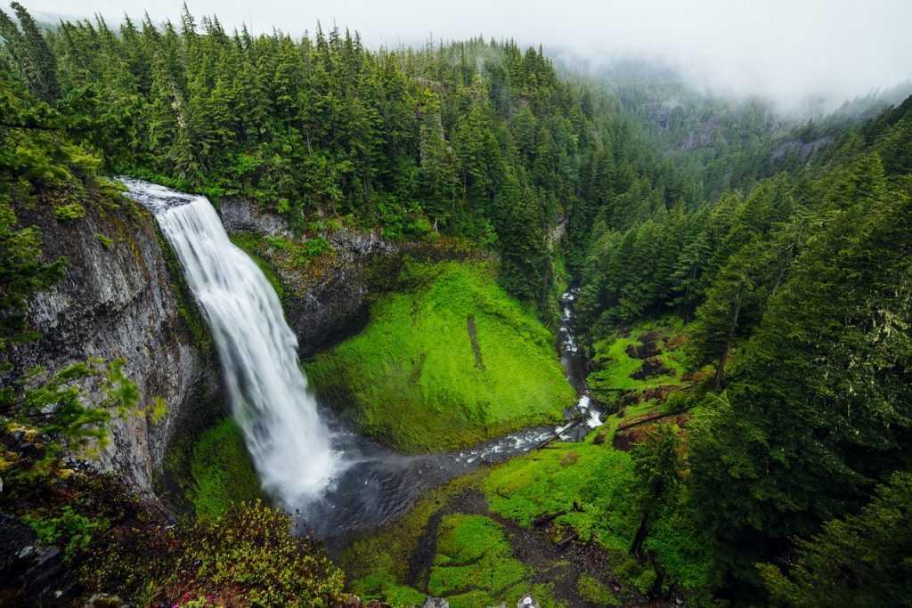 Austrias Tallest Waterfalls Krimmler Ache