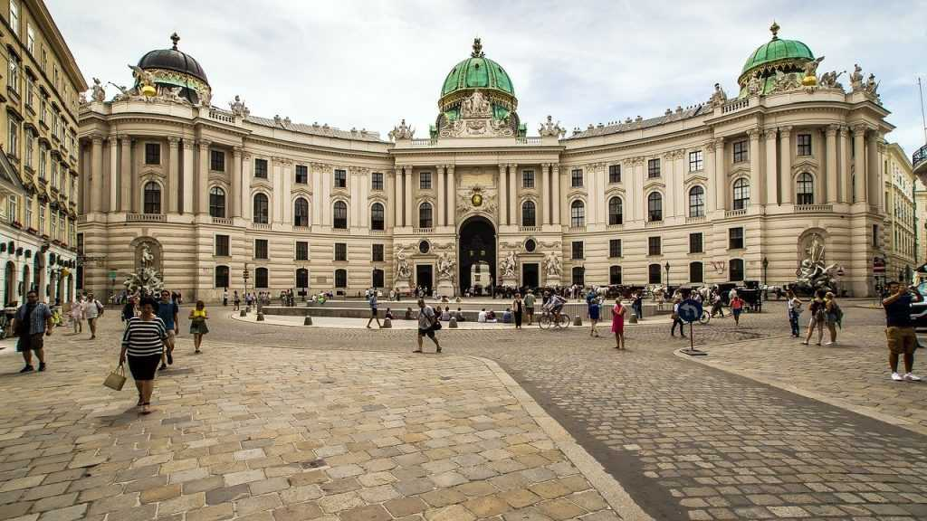 Austria's Imperial Palace, Vienna Hofburg