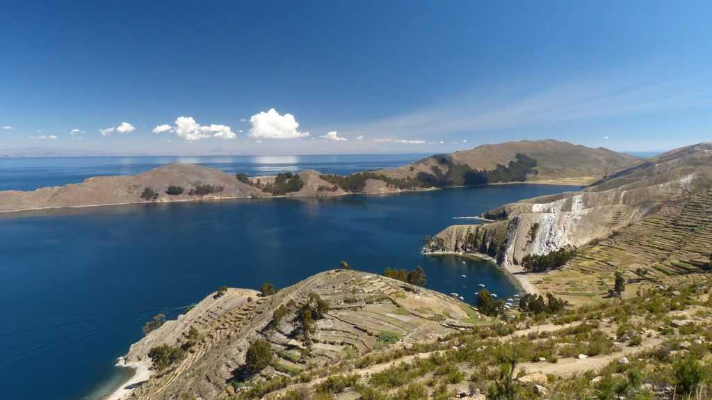 Where is Lake Titicaca